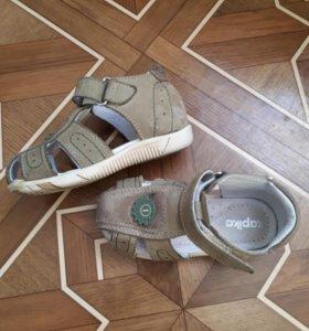 Детские сандалии Kapika