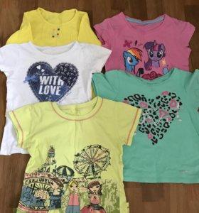Распродажа 🔥Пакет одежды на девочку 3-5 лет