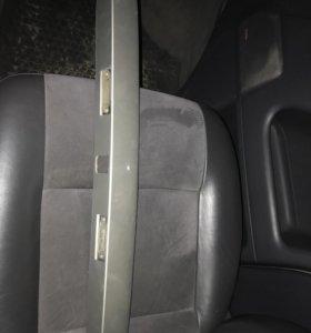 Накладка на заднюю дверь Багажника vw t5