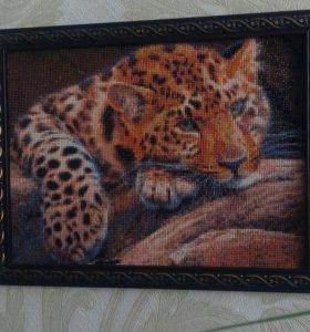 Картина алмазной вышивкой