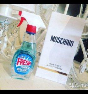 Moschino Fresh 50мл духи