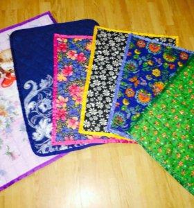 Многоразовые пеленки для животных