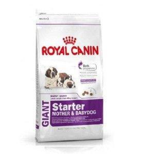 Корм для собак Royal Canin Giant Starter 4 кг