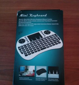 Mini Keyboard(новая)