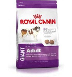Корм для собак Royal Canin Giant Adult 15 кг