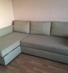 Угловой диван-кровать икеа monstad Торг