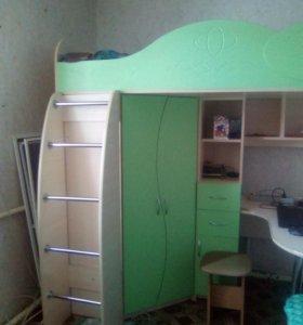 Кровать омега 7 торг уместень продаем с матрасом