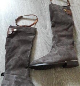 Новые зимние сапоги Riccorona