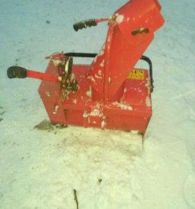 Снего уборщик