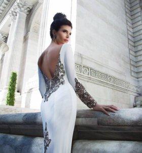 Свадебное платье новое POLLARDI