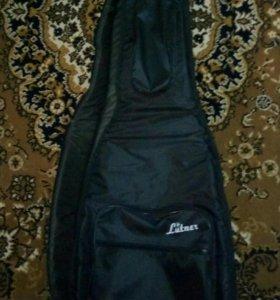 Утепленный чехол для гитары Lutner