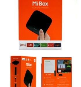 Xiaomi Mi Box 3 Android 6.0 смарт приставка