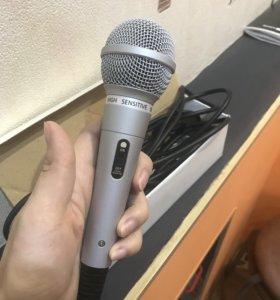 Новый микрофон для караоке 🎤