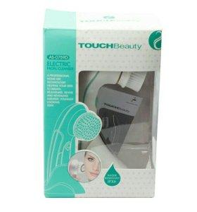 TOUCHBeauty щеточка для умывания лица