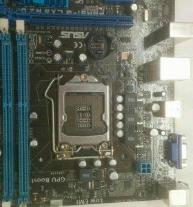 ASUS LGA1155 P8H61-M LX3 R 2.0