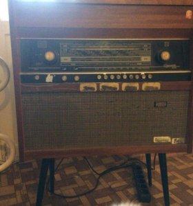 Радиола Rigonda 102