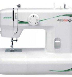 AstraLux Green line II