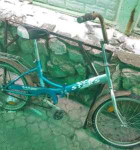 Велосипед под восстановление