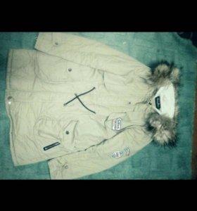 Зимняя куртка (можно и на осень)