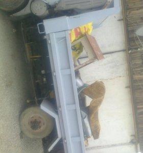 Самосвальный кузов на раму FB4