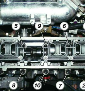 Двигатель ваз 21083 с коробкой передач.