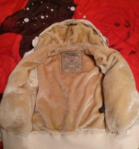 Оригинальная зимняя куртка Alpha industries