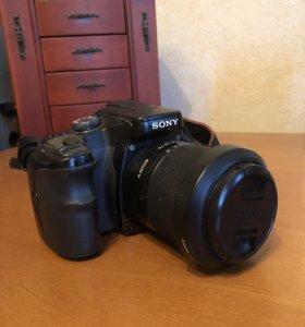 Фотоаппарат Sony Alpha DSLR-A100