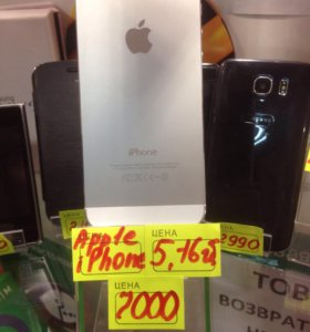 Apple iPhone 5, 16 Гбайт.