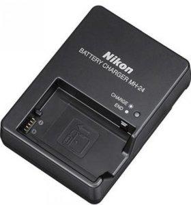 Зарядное устройство Nikon MH-24