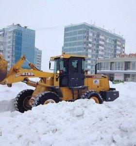 Уборка снега 1400 час