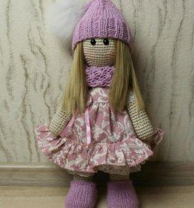 Интерьерная кукла ручная работа