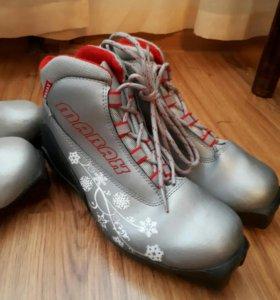 Лыжные ботинки (Marax) 👢 (38;39)
