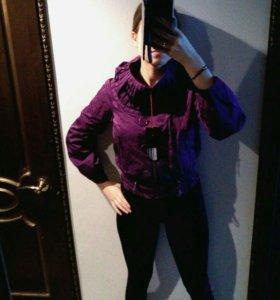 Новая ветровка куртка