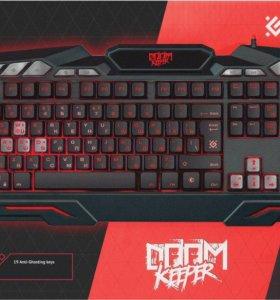 Игровые клавиатуры defender