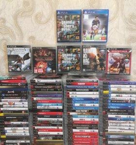 Продам игры Sony PS3 в отличном состоянии!