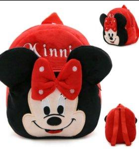Новый мягкий рюкзачек для малышей Minni