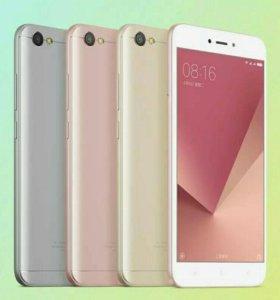Смартфоны Xiaomi Redmi Note 5A Новые в упаковке