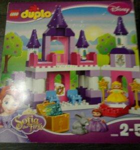 Lego duplo Замок принцессы Софии
