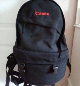 Рюкзак фотографа новый.