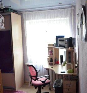 Квартира, 2 комнаты, 37.7 м²