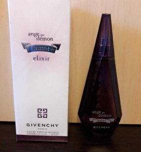 Духи Givenchy Ange ou Demon le secret elexir