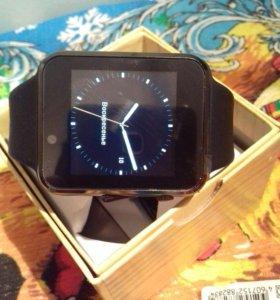 Смарт Часы ( часы-телефон) A1 (W8)