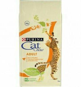 Корм для кошек CAT CHOW(кэт чау )