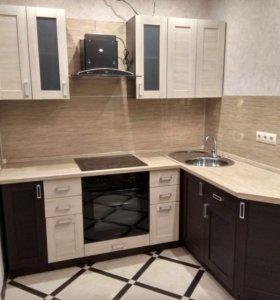 Кухни и модульная мебель.