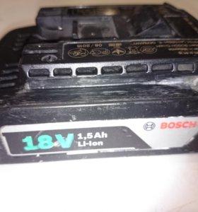 Батарея  для Bosch GSR 1800-LI