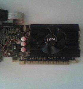 Видеокарта NvidiaGeforce 610GT MSI