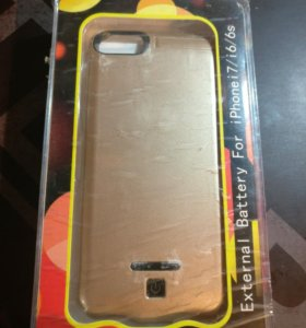 Чехол-аккумулятор для iPhone 6/7 10000 mAh