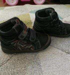 Ботинки капика осень-весна 28 размер