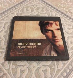 Minidisc MD Ricky Martin