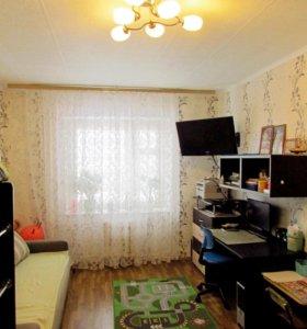 Квартира, 1 комната, 39.9 м²
